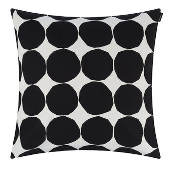 Pienet Kivet Pillow Cover - White/Black - 50x50cm