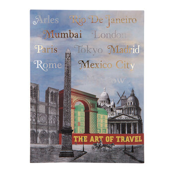 The Art of Travel Postcards