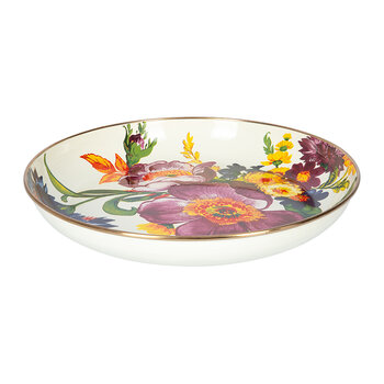 Flower Marked Abundant Bowl