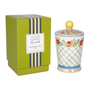 Taylor Scented Candle - Cutting Garden