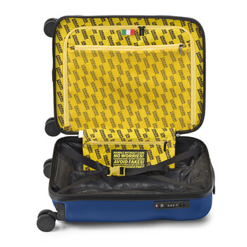 Icon Suitcase - Deep Blue