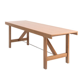 Capriata Dining Table - Oak