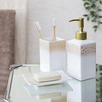Tansy Toothbrush Holder