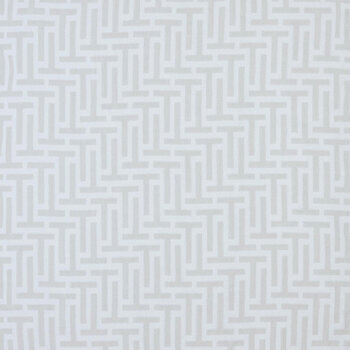 Tessellating Towel - White