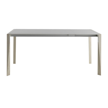 Tango Extendable Dining Table - White Ash