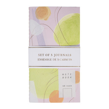 Hadley Journal - Set of 5