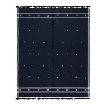 Jodi Throw - Navy
