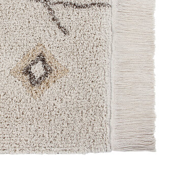 Kaarole Earth Washable Rug
