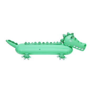 Inflatable Crocodile Sprinkler