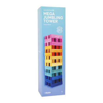 Mega Jumbling Tower - Heat Wave