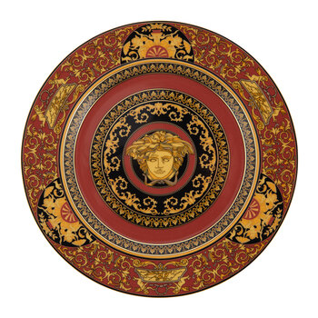 25th Anniversary Medusa Plate - Limited Edition