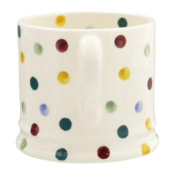 Small Polka Dot Mug - Small