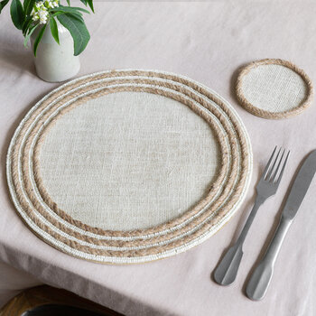 Jute Placemat - Set of 2