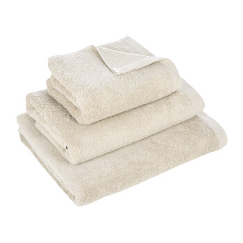 Essentiel Organic Cotton Towel - Gazelle
