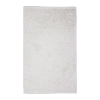 Essentiel Organic Cotton Towel - Light Grey