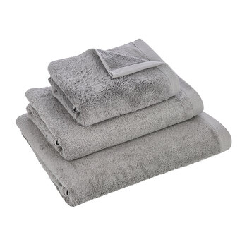 Essentiel Organic Cotton Towel - Stone Gray