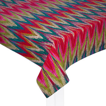 Nappe de table en coton Matthew Williamson - Zig Zag