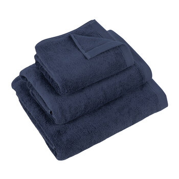 Essentiel Organic Cotton Towel - Slate Blue