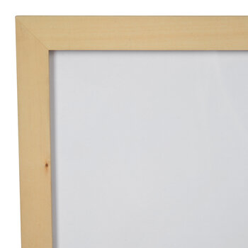 Photo Frame - Natural Wood