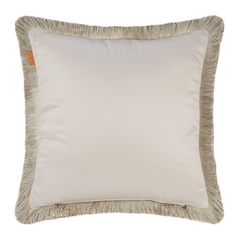 Avignone Montfavet Pillow with Piping - 45x45cm - Beige