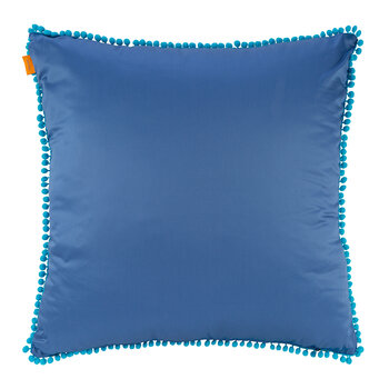 Salamanca Leon Pillow with Piping - 60x60cm - Blue