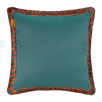 Salazar Turner Pillow with Piping - 45x45cm - Green