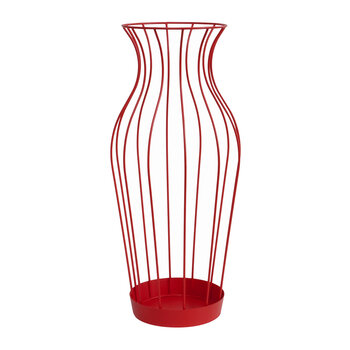 Hydria Umbrella Stand - Red