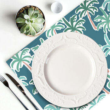 Palm Tree Placemat