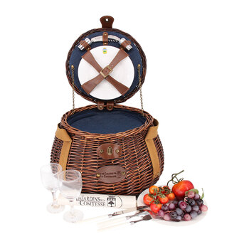 Tuileries Picnic Basket - 2 Person