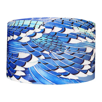 Jay Wing Lampshade - Blue