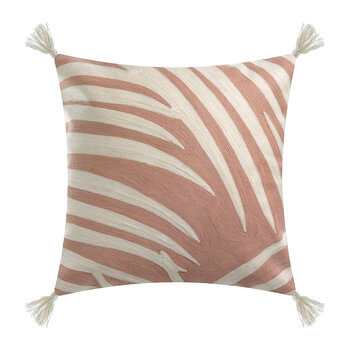 Coussin Anika - 45x45cm - Rose
