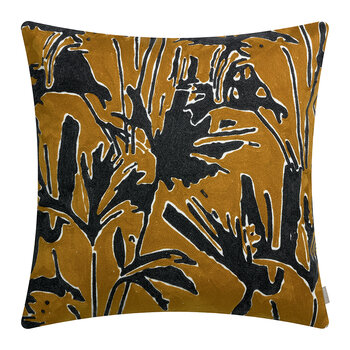 Coco Brode Cushion - 45x45cm - Bronze