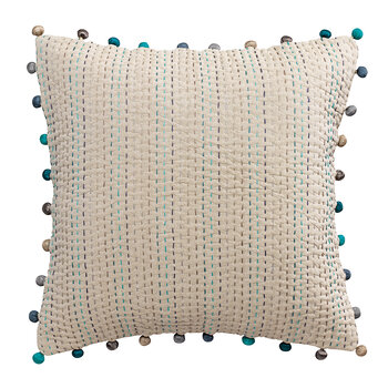 Gastounet Cushion - Water Green