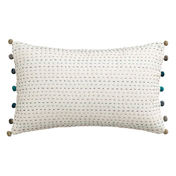 Gastounet Pillow - Water Green