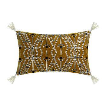 Tess Brode Pillow - Bronze - 30x50cm