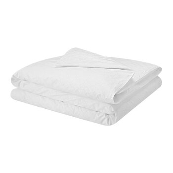 CK ID Duvet Cover - White