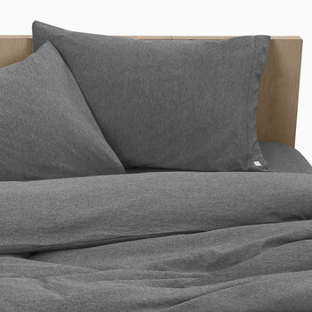 Body ID Pillowcase - Set of 2 - Charcoal