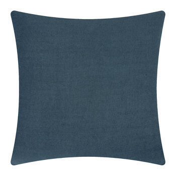 Sauvage Linen Cushion - 60x60cm - Blue
