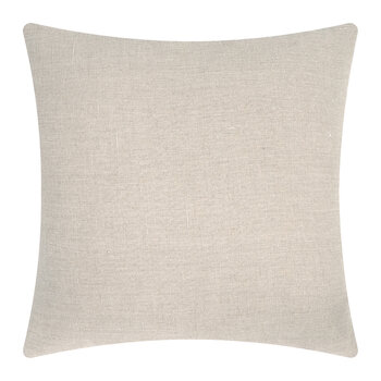 Sauvage Linen Cushion - 60x60cm - Camel