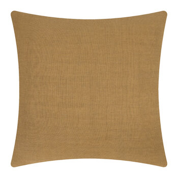 Sauvage Linen Pillow - 60x60cm - Camel