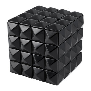 Stud Storage Pot - Black