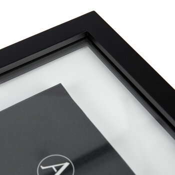 Floating Photo Frame - Black