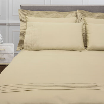 Furness Bed Set - Taupe