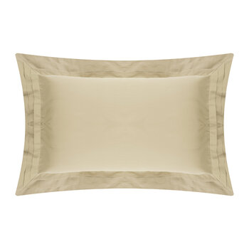 Furness Oxford Pillowcase - Taupe