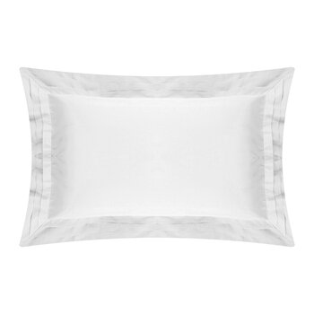 Furness Oxford Pair Of Pillowcases - White