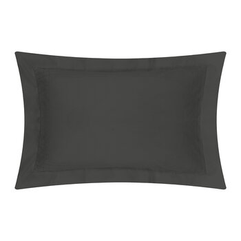 Grafton Oxford Pillowcase - Charcoal