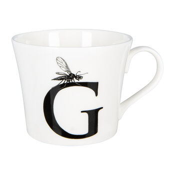 Mighty Mugs - G - Genius Gnat