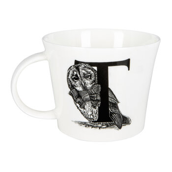 Mighty Mugs - T - Tartan Tawny