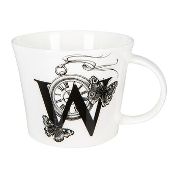 Mighty Mugs - W - Winged Watch