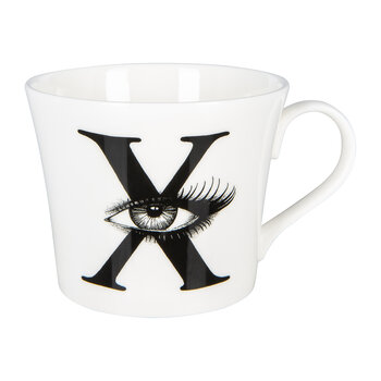 Mighty Mugs - X - Xray Vision